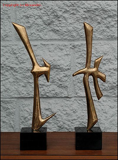 Calligraphic Figures